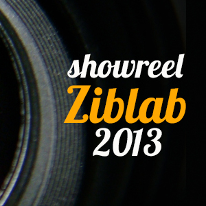 Showreel Ziblab 2013